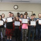 SACT Spring 2017 Class.