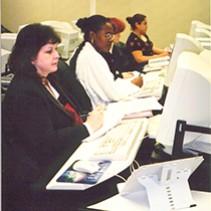 SACT students circa 2000