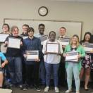 SACT Summer 2017 Graduates