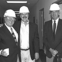 Jack Jonas, Dan Taylor, and Dan Carney