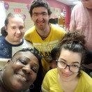 Adult Day Services group selfie