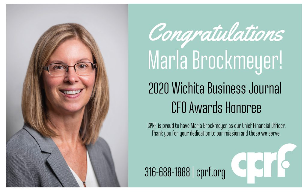 Marla Brockmeyer is a 2020 Wichita Business Journal CFO Awards Honoree.