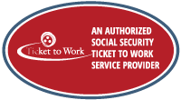 CPRF is a Ticket To Work Authorized Service Provider, offering disability benefits planning services.