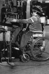 CIC employee, 1975.